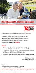 Decembarsko CML druženje u Beogradu