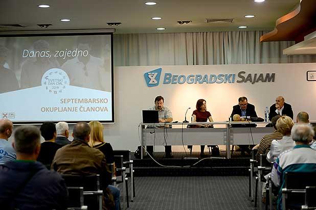 Održano Septembarsko okupljanje članova 26.09.2015.