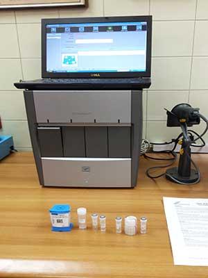 PCR testiranje i u Kliničkom centru Kragujevac