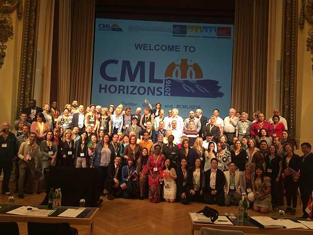 Predstavnici našeg udruženja na CML Horizontima 2016 u Ljubljani